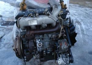 Iveco Daily двигатель