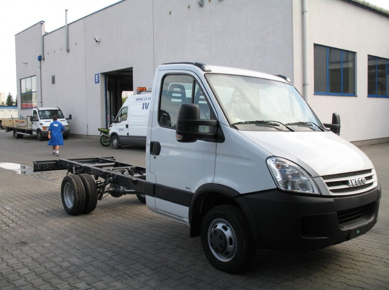 Iveco Daily микроавтобус