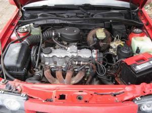 Оpel Vectra двигатель