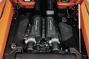 Lamborghini Gallardo двигатель