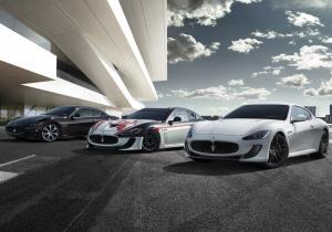Maserati GranTurismo спорткар
