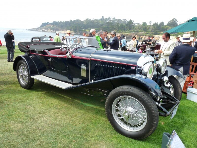 Blower Bentley 41/2