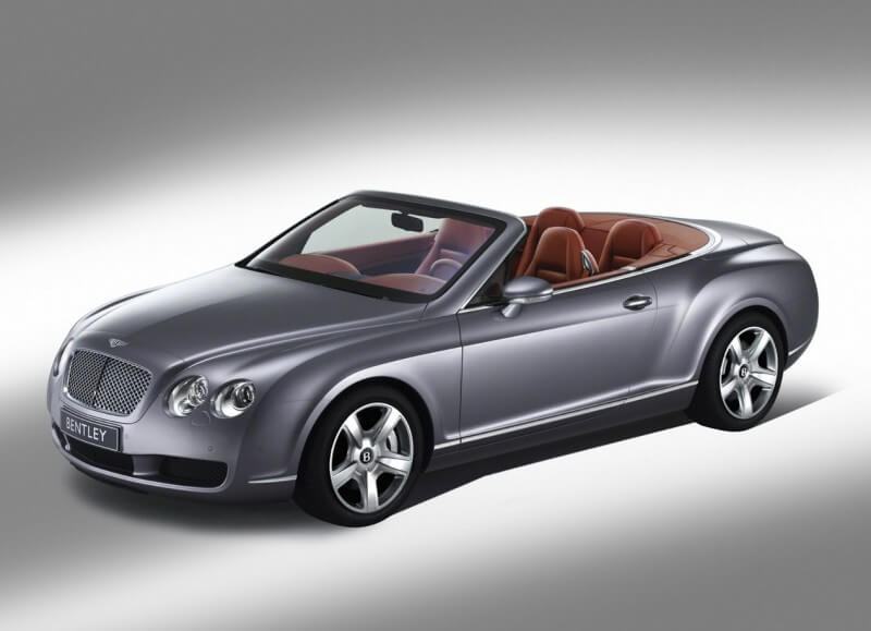 Bentley Continental GTС 2006 года