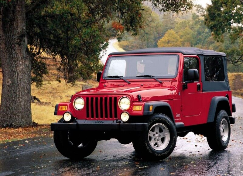 Jeep Wrangler Unlimited (2004)
