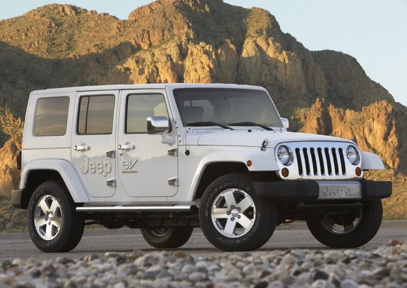 Jeep Grand Cherokee Trackhawk: внедорожник, которому нет равных