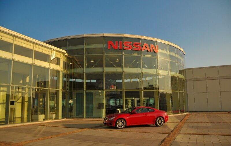 История компании Datsun