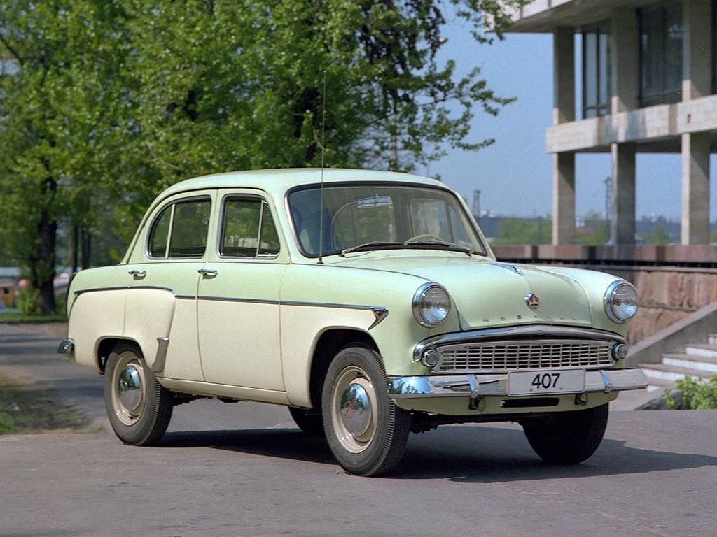 автомобили москвич все модели фото ящиком для