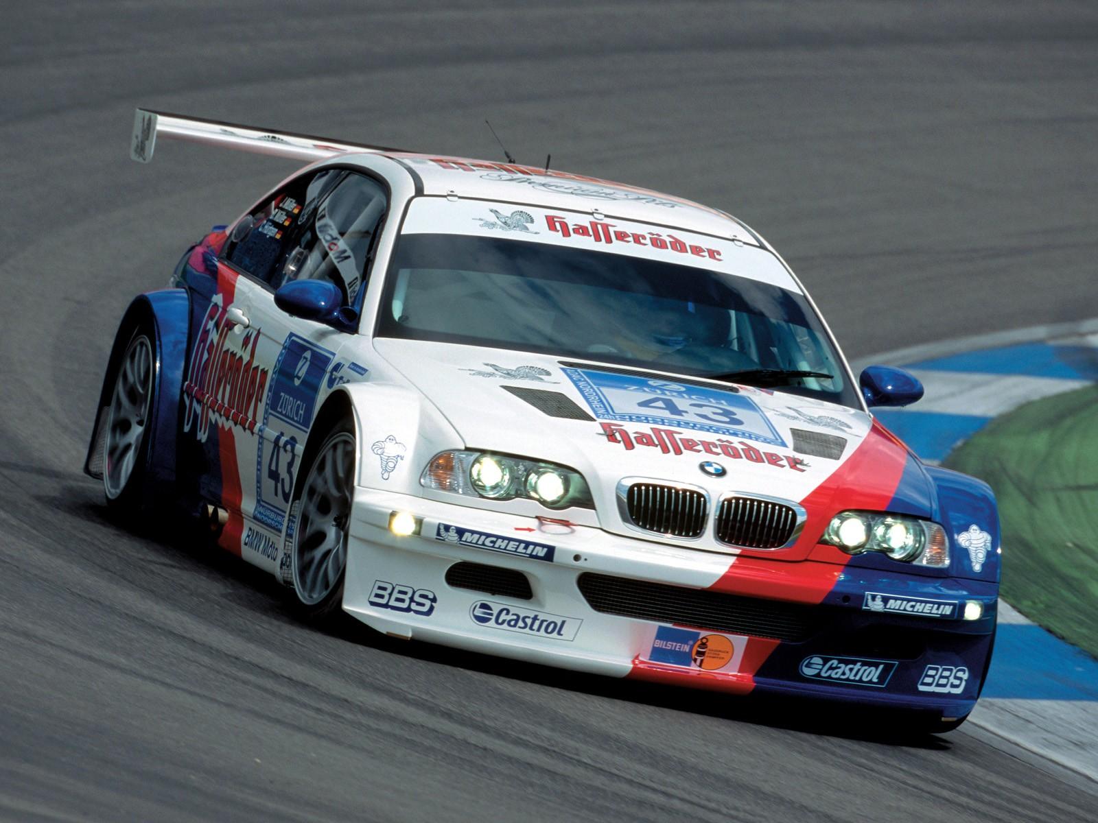 BMW M1 For Sale >> BMW M3 GTR (E46) - обзор, фото, характеристики цена БМВ М3 ГТР