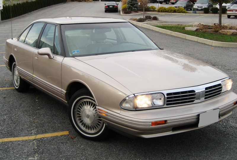 Oldsmobile Regency