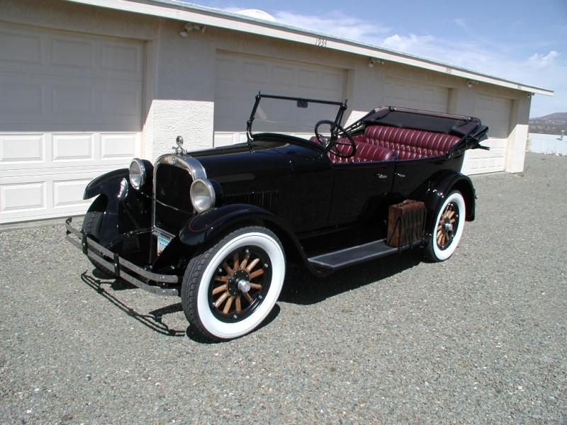 Dodge Phaeton Touring Sedan 1924 года