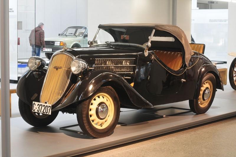 Skoda 422 из 30-х годов