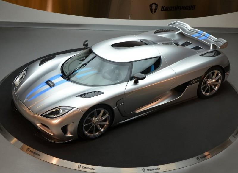 Суперкар Koenigsegg:проще не бывает