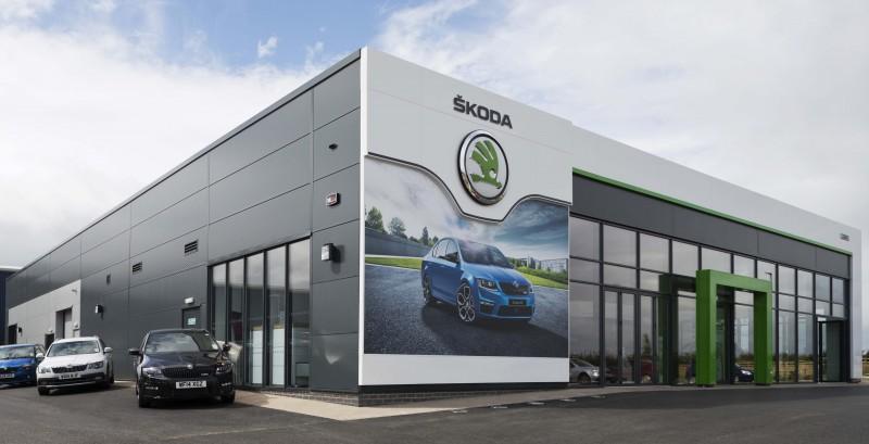 Skoda Superb 2020: удивляться нечему