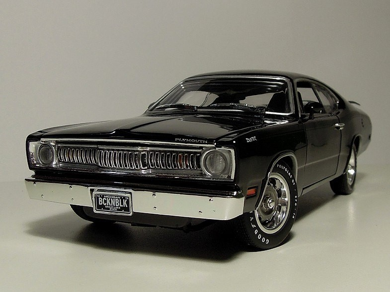 Фото Plymouth Duster 340