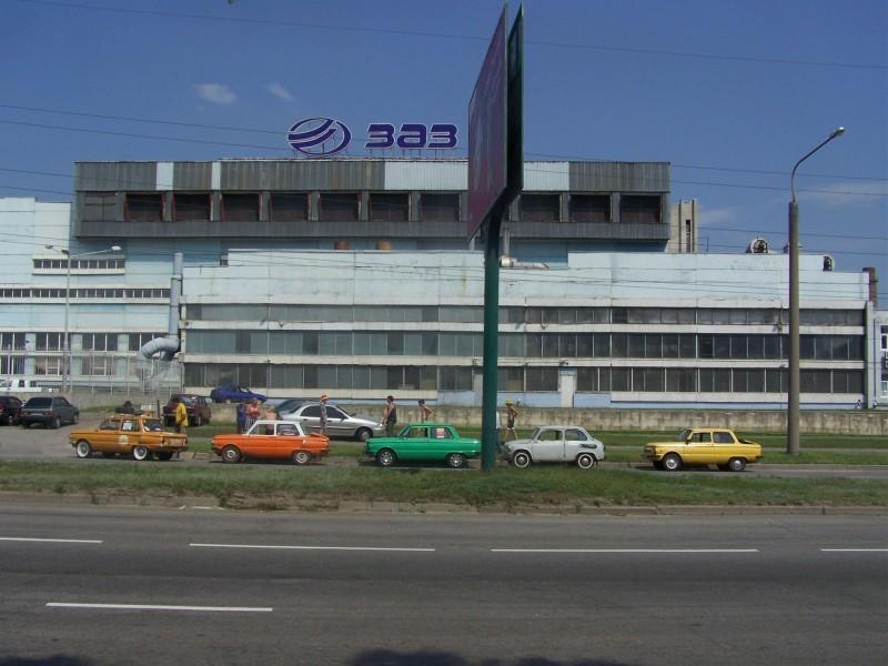 История автомобиля «Москвич» и предприятия АЗЛК