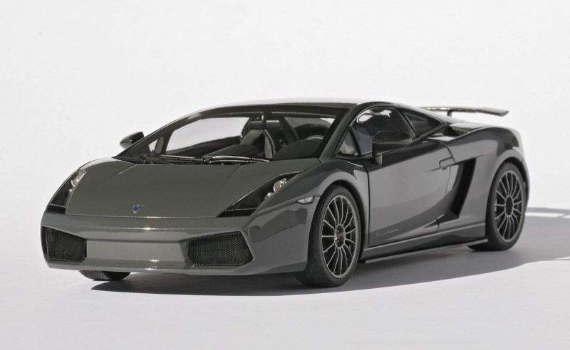 Фото Lamborghini Gallardo Superleggera