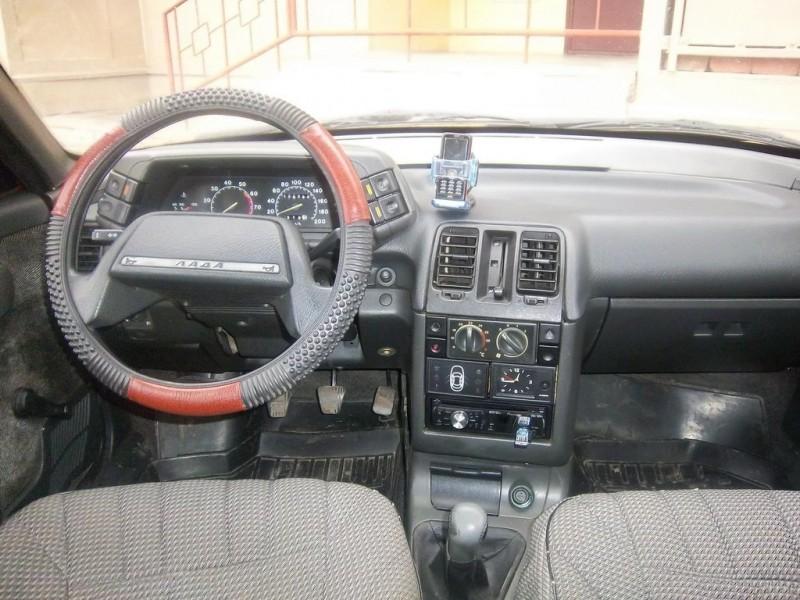 Салон ВАЗ-2110