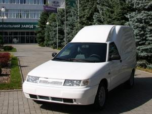 Вид спереди Богдан 2310