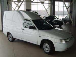 Фургон Богдан 2310