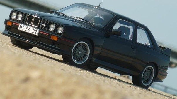 Фотография BMW M3 E30 Sport Evolution