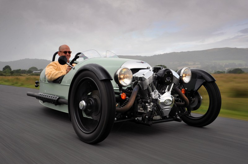 Авто Morgan 3 Wheeler 2011 года
