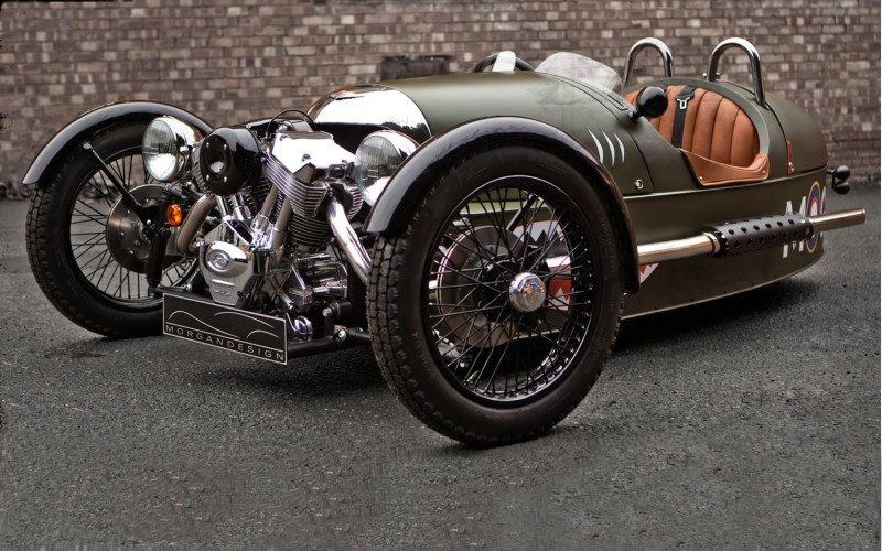 Родстер Morgan 3 Wheeler