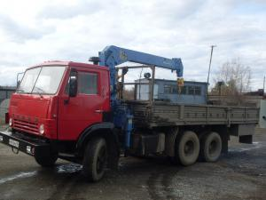 Авто КамАЗ-5320