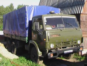 Камаз-5320 1976