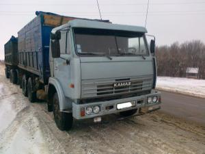 Грузовик КамАЗ-5320