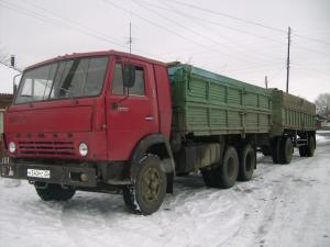 Камаз-5320 1980 года