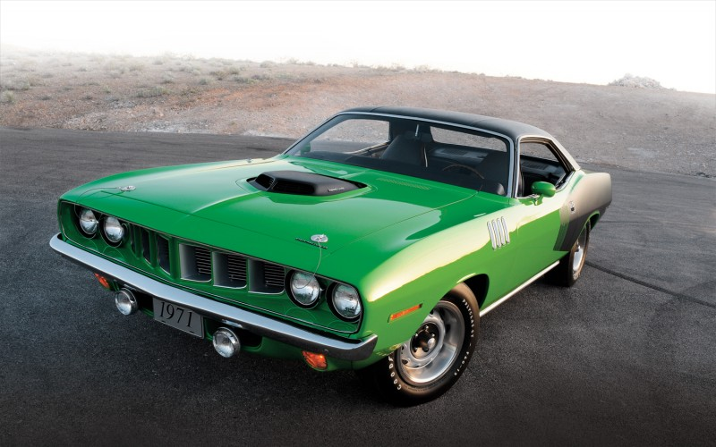 Plymouth Barracuda 1970 года