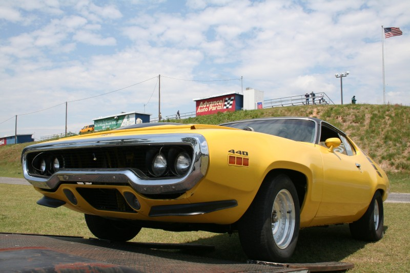 Plymouth Road Runner 1968 года