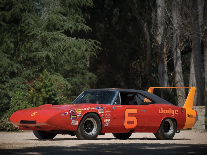 Dodge Charger Daytona вид сбоку