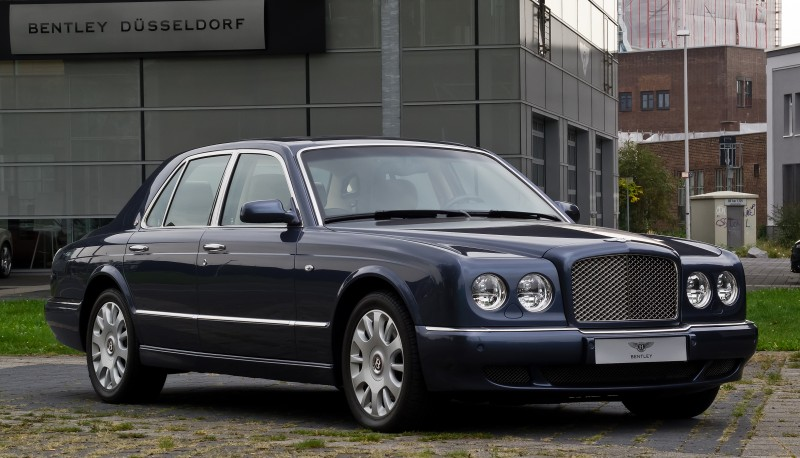 Фотография автомобиля Bentley Arnage