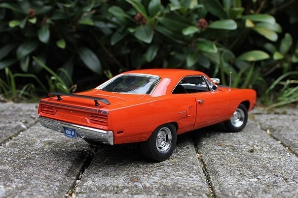 Фотография Plymouth Roadrunner