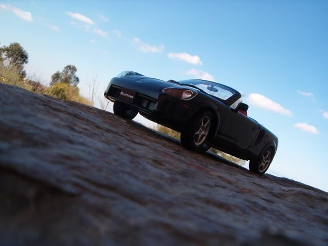 Фотография Toyota MR2 Spyder