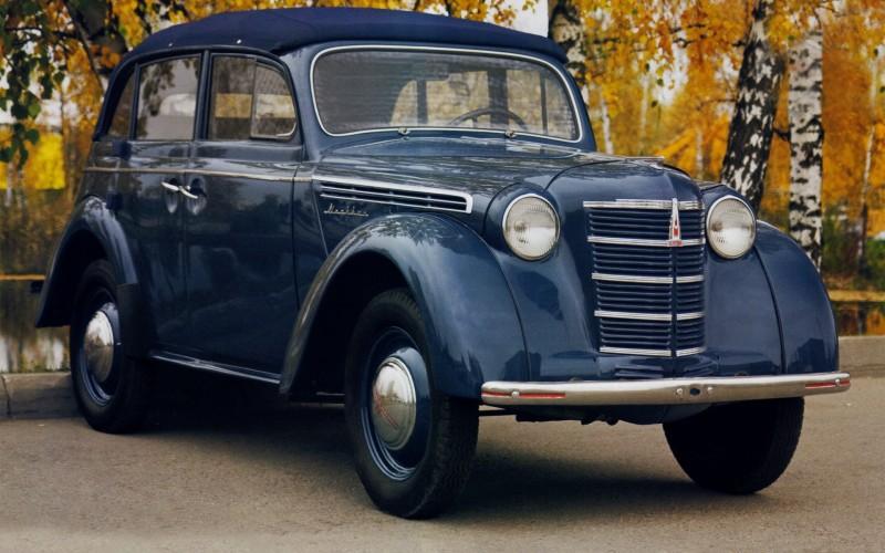 Автомобиль  Москвич-412