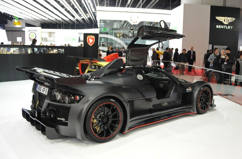 Автомобиль Gumpert Apollo Enraged