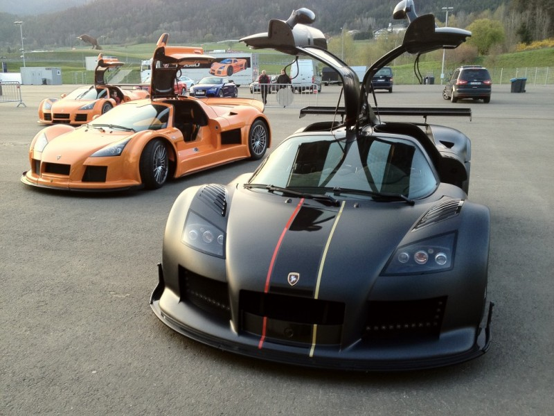 Фотография Gumpert Apollo Enraged