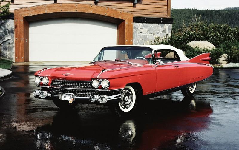 Cadillac Escalade история поколений
