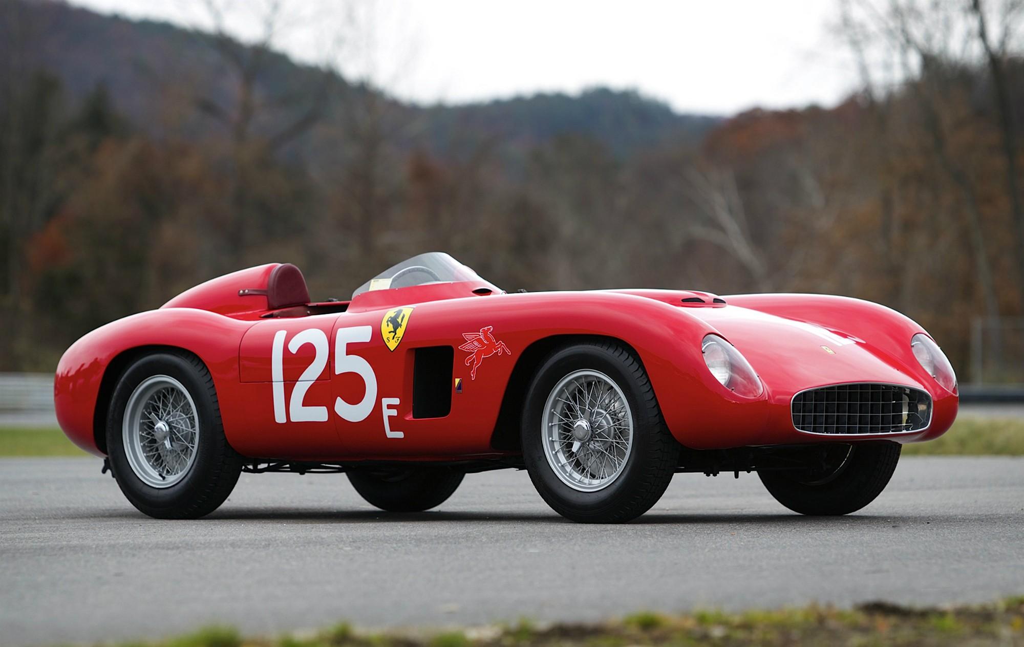 "Картинки по запросу ""Ferrari Testa Rossa 250"""