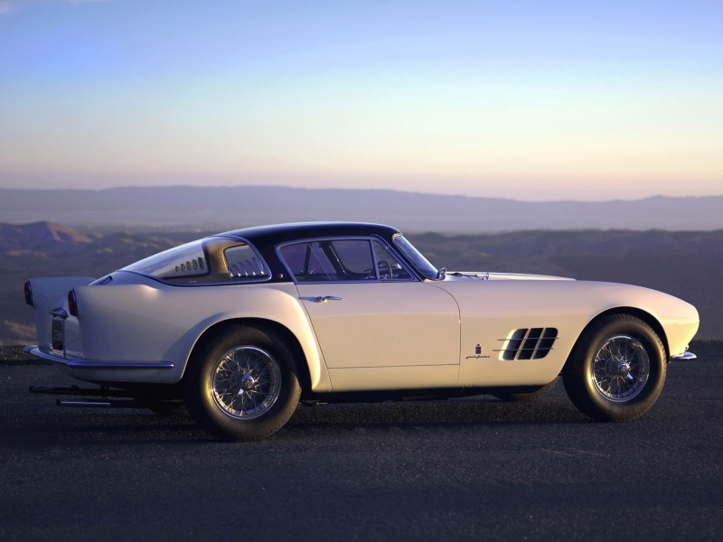 Фотография Ferrari 375 MM Berlinetta