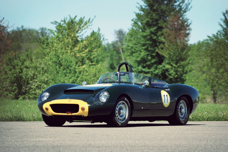 Фотография Lister Jaguar Costin Roadster