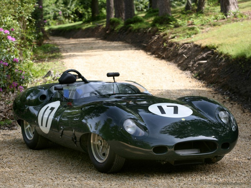 Lister Jaguar Costin Roadster