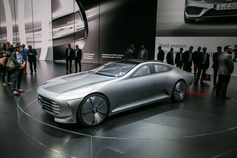 Фотография автомобиля Mercedes-Benz IAA