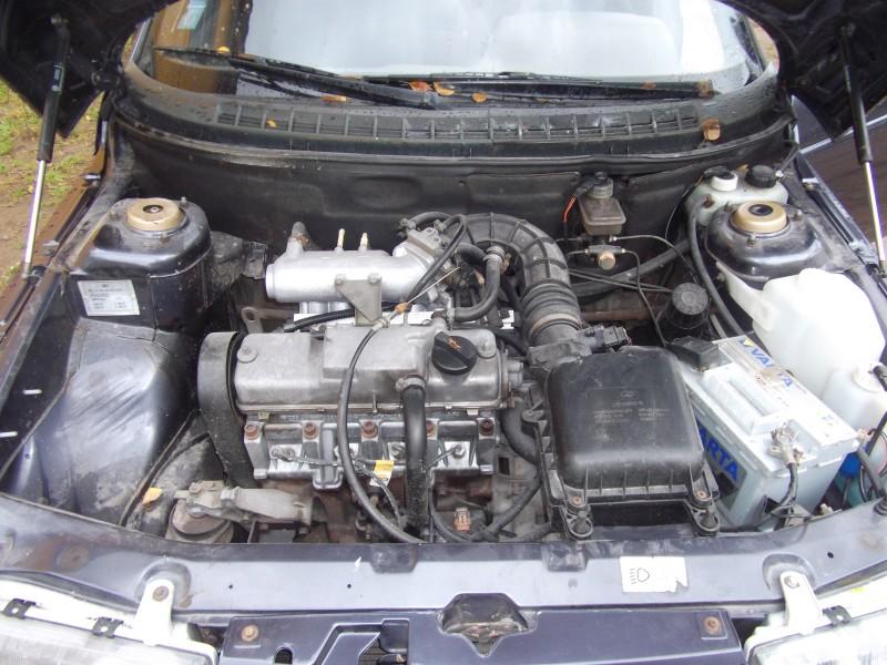 ВАЗ-2110 двигатель