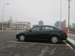 Автомобиль ФАВ Бестурн Б50