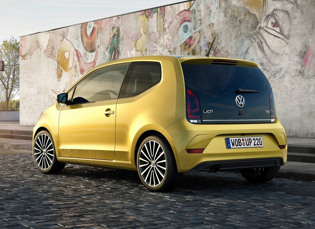 Volkswagen Up авто