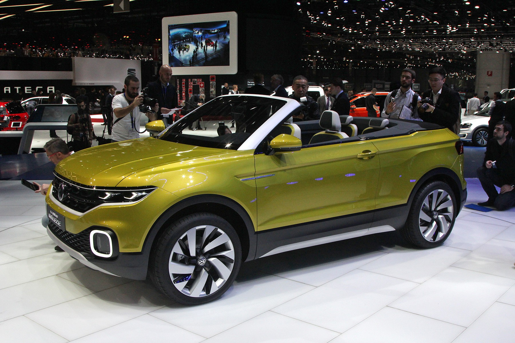 Volkswagen T-Cross Breeze фото