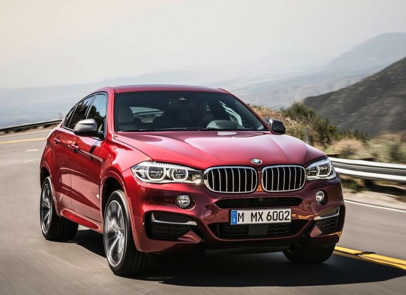 Авто BMW X6